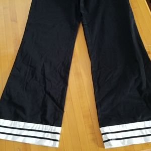 Cache Pants White Ankle 8 New